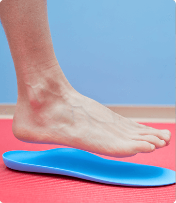 Custom Orthotics - Anchor Physical Therapy Spine & Sports Medicine